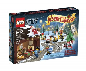 LEGO-city-advent-caledar