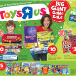 Toys 'R Us Big Giant Game Sale!
