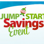 Walmart Jump Start Savings Event!