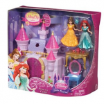 Kohl's Pre-Black Friday Toy Deals:  Disney Princess Castle and Barbies!