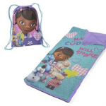 Doc McStuffins Sleeping Bag Set only $10.49!