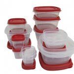 Rubbermaid Easy Find Lids 24-Piece Food Storage Set only $9!