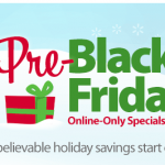 Walmart Pre Black Friday News:  Sale items start THIS FRIDAY!