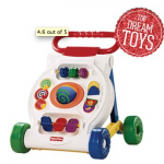 Fisher Price Activity Walker only $12.74!