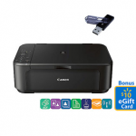 Canon PIXMA Wireless Inkjet Photo All-in-one Printer plus $10 bonus gift card!
