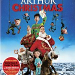 Arthur Christmas Blu Ray/DVD Combo Pack only $9.99!