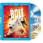 Bolt Blu Ray/DVD Combo Pack only $11.99!