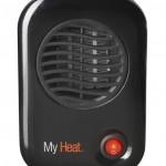 My Heat Personal Ceramic Heater 63% off!