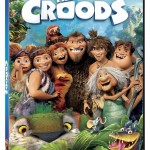 The Croods DVD only $7.48!