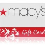 FREE $10 Macy's Gift Card!