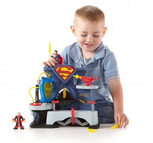 imaginext-dc-super-friends-superman-playset