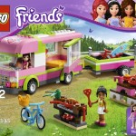LEGO Friends Adventure Camper on sale for $24.99