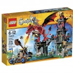 LEGO Castle Dragon Mountain only $32.99!