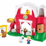 Fisher Price Little People Animal Sounds Farm on sale for $22.99