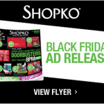 Shopko Black Friday Sale goes live Wednesday online!