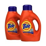 Tide Laundry Detergent STOCK UP DEALS!