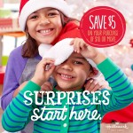 Hallmark $5 off $10 printable coupon!
