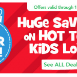 Toys 'R Us Cyber Week Deals: Imaginext, Sofia the First, and more!
