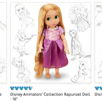 Disney Store FREE SHIPPING today only!
