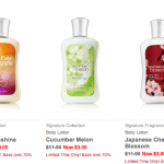 Bath & Body Works Semi-Annual Sale!