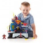 Imaginext DC Super Friends Superman Playset only $11.99