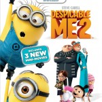 Despicable Me 2 Pre-Order plus FREE Lunch Box and Cinema Now code!