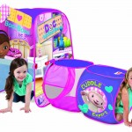 Doc McStuffins Playhut Discovery Tent only $11.99!