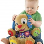 Fisher Price Laugh & Learn Love to Play Puppy plus bonus CD only $9.99!