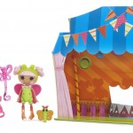 Lalaloopsy Mini 2 Doll Play Set only $7.99!