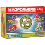 Magformers 34 Piece set just $25!