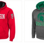 NCAA Hoodies only $17.59 shipped!