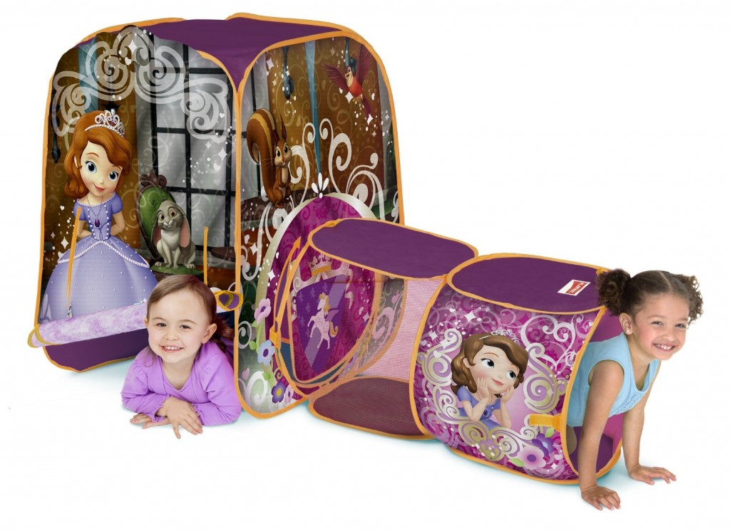 Disney Princess Sofia The First Playhut Tent And Tunnel