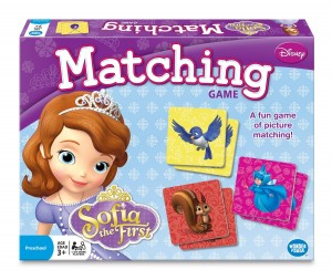 sofia-the-first-matching-game