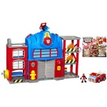 Transformers Rescue Bots Playskool Heroes Fire Station only $14.99!