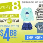 Crazy 8 Extra 20% off EVERYTHING plus end of year sale!