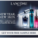 FREE Lancome Genefique Sample!