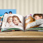 Personalized Hardcover Photo Books only $4.99 shipped!