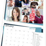 FREE Photo Calendar from Staples!