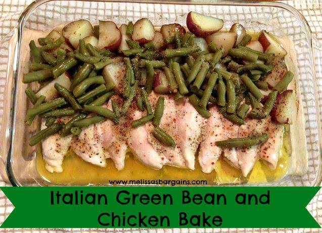 italian-green-bean-and-chicken-bake