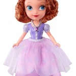 Princess Sofia the First Perfect Curtsy Doll only $5.58!