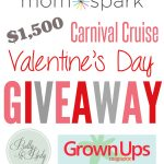 Valentine's Day Carnival Cruise Giveaway!
