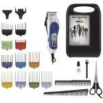Wahl 20 Piece Complete Hair Cutting Kit only $16.99!