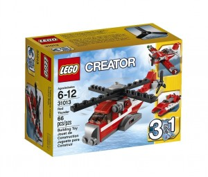 LEGO-creator-red-thunder