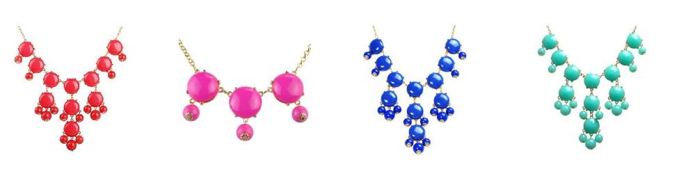 bubble-necklaces