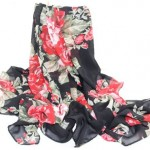 Spring Chiffon Scarves for $2.19 shipped!