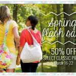 ThirtyOne FLASH SALE:  50% off!