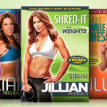 Jillian Michaels DVD sale!