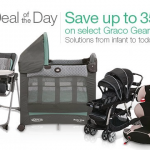 Graco Baby Gear Sale: save up to 35% off!