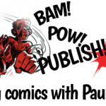 Create Your Own Comic Books with Blurb!