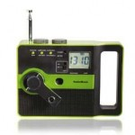 Emergency Crank Radio only $12.99!